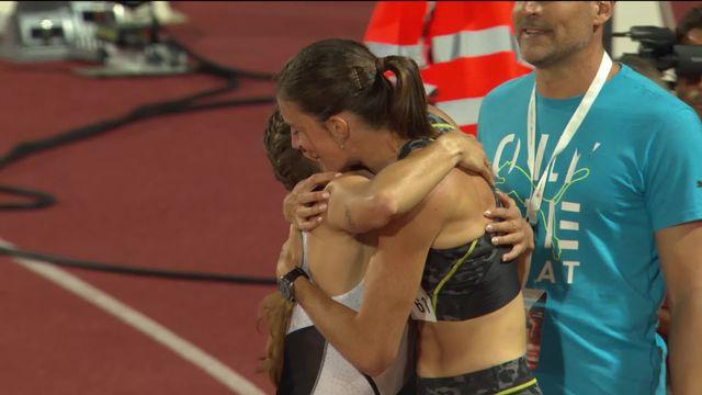 Bellinzone, 400m haies dames : L. Sprunger (SUI) prend la 2e place lors de sa dernière course ! [RTS]