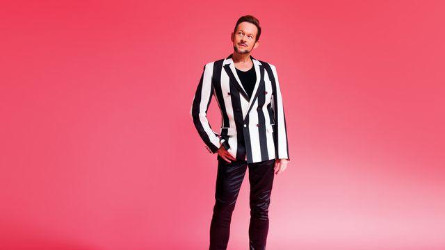 """Michael von der Heide, photo promotionnelle pour la sortie de l'album """"Echo"""". [Patrick Mettraux / MvdH-Music]"""