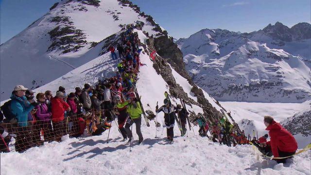 """La """"Fondation Patrouille des Glaciers"""" a été créée le 10 septembre 2021. [RTS]"""