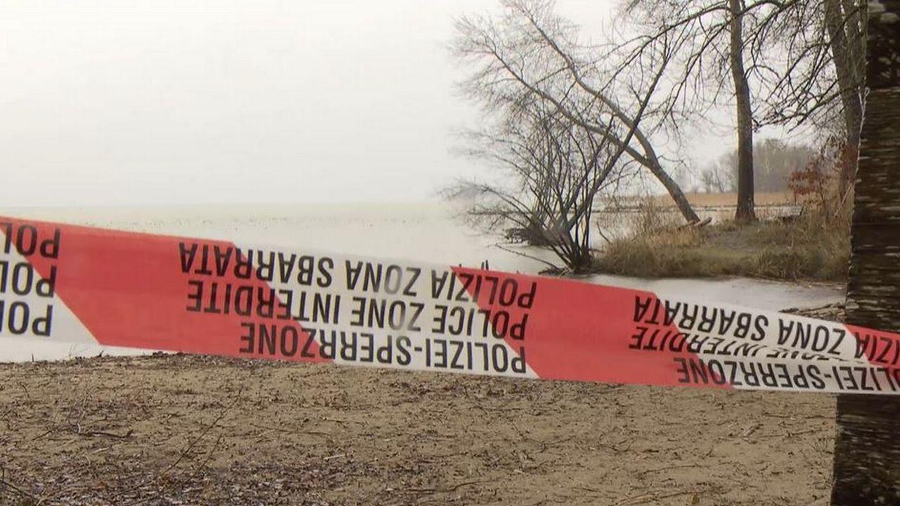 Le corps de Samantha avait été découvert au bord du lac de Neuchâtel à Cheyres (FR). [RTS]