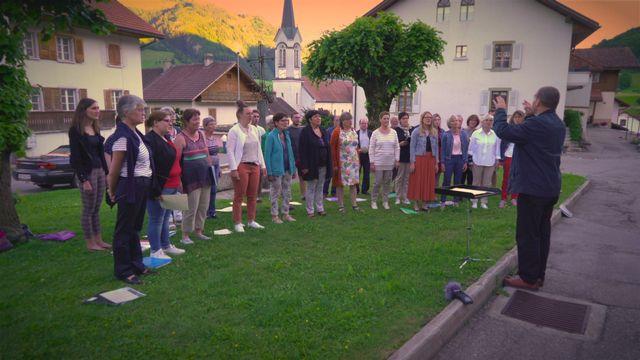 La Chorale d'Intyamon [RTS]
