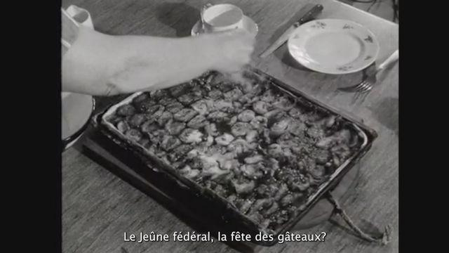 Un jeûne pas très fédéral: c'est pas de la tarte! [RTS]