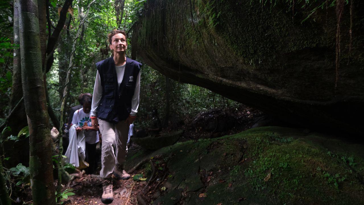 L'UNESCO a ajouté mercredi 20 nouveaux sites dans 21 pays à son réseau mondial de réserves de biosphère. L'objectif de ces zones spécialement protégées est de concilier conservation de la nature et le développement économique. [KOLA SULAIMON -  AFP]