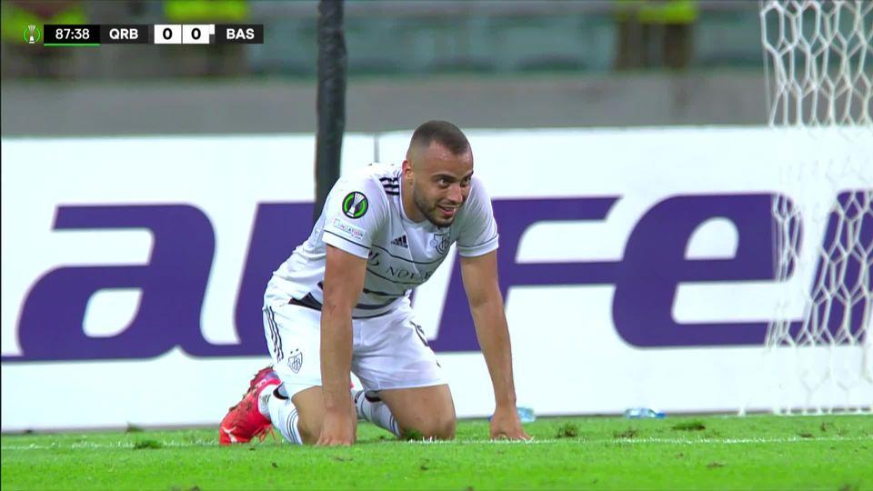 1re journée, Qarabag – Bâle (0-0): les Bâlois ramènent un point d'Azerbaïdjan [RTS]
