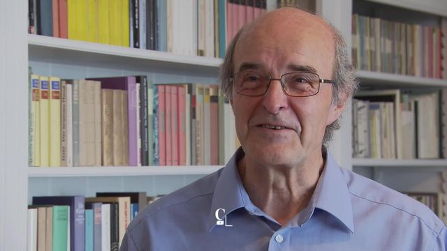 Entretien avec Pierre Bühler, théologien et spécialiste de l'écrivain suisse Friedrich Dürrenmatt [RTS]