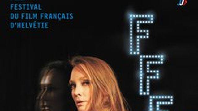 L'affiche du Festival du Film Français d'Helvétie 2021. [Franziska Frutiger - www.fffh.ch]
