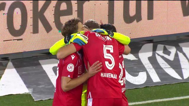 Football, Coupe de Suisse 1-16: Thoune - Grasshopper (1-0) [RTS]