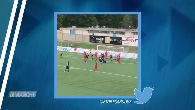 Football: Etoile-Carouge - Winterthour (3-1) [RTS]