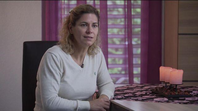 Silke Grabherr : elle fait parler les morts [RTS]