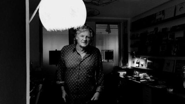 Rodolphe Burger [Christophe Canut - RTS]
