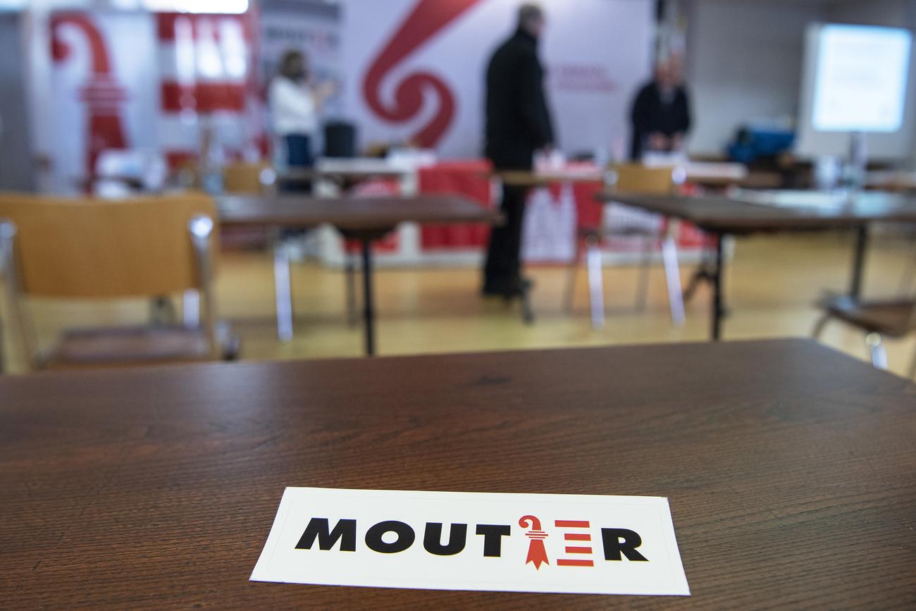 Rentrée politique à Moutier en l#039;absence d#039;un tiers des élus antiséparatistes