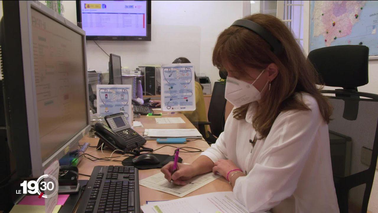 L'Espagne est championne du don d'organe et de la greffe, une exemple pour le monde . [RTS]
