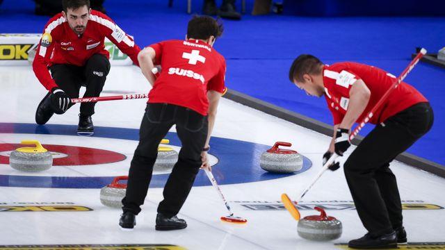 Le Team De Cruz devra batailler ferme cette semaine pour pouvoir représenter à nouveau la Suisse. [Jeff McIntosh - AP]