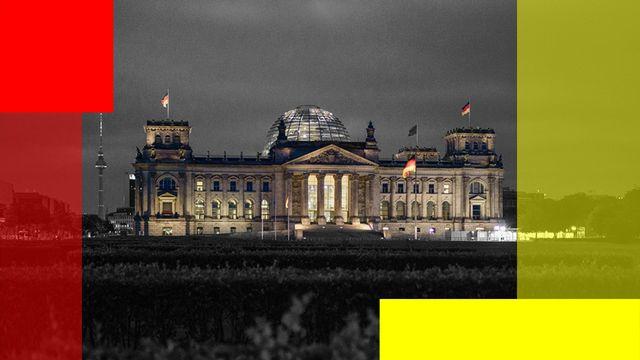 Le suivi de la campagne électorale en Allemagne. [Keystone]