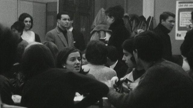 Etre étudiant en 1964 [RTS]
