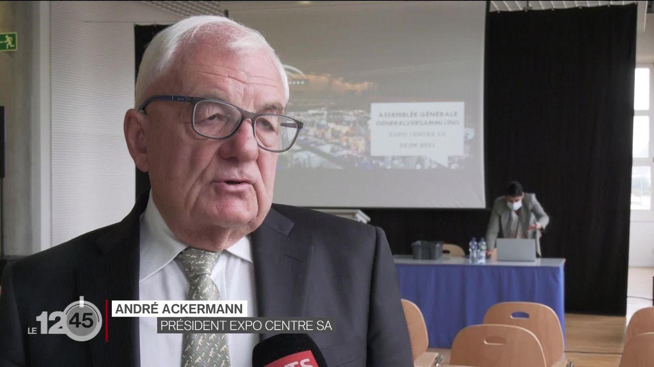 Le Forum Fribourg change de mains après sa mise en faillite [RTS]