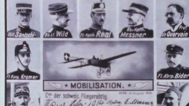 Les avions de combat [RTS]