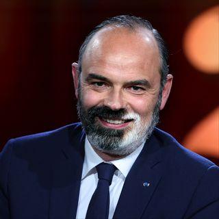 Edouard Philippe.  [THOMAS COEX - AFP]