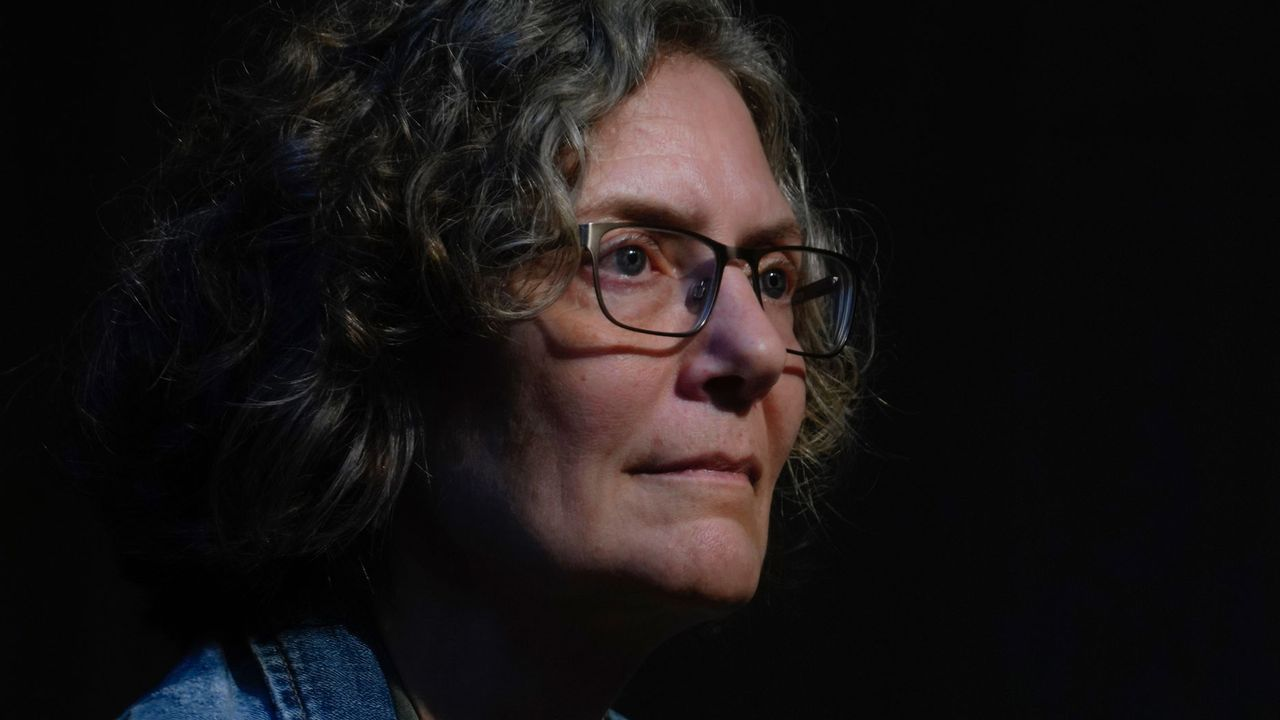 L'auteure californienne Jean Hegland.     [Wiktoria Bosc - Fondation Jan Michalski]