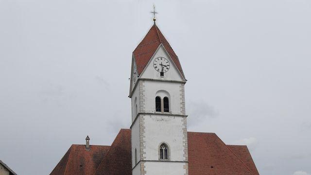 Eglise Saint-Pierre et Saint-Paul de Boncourt, Jura. [Rauenstein - Wikicommons/ CC-BY-SA-3.0]