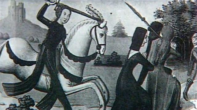 Jeanne d'Arc. [RTS]