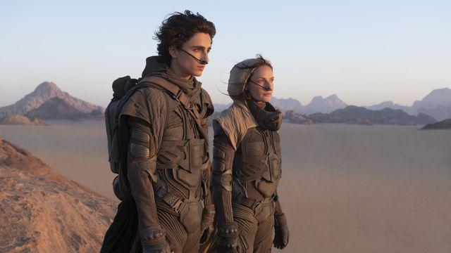 Dune : un film messianique. [Chia Bella James/Warner Bros. Entertainment - Keystone]