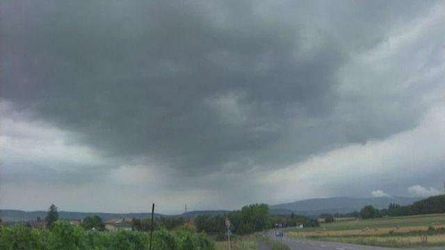 Des orages exceptionnels [RTS]