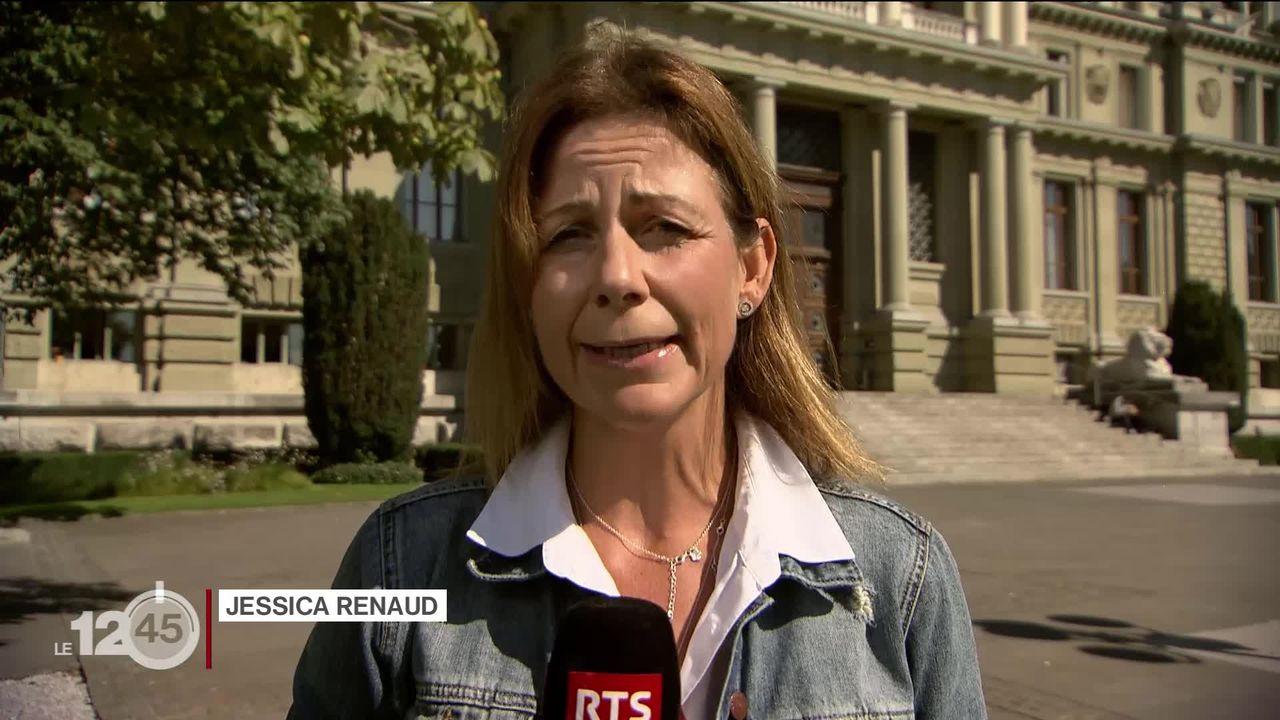 Jessica Renaud revient sur l'ouverture du procès d'un militant pro-climat à Lausanne. [RTS]