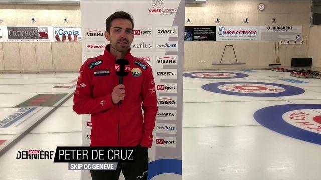 Curling - Le CC Genève représentera la Suisse aux JO de Pékin [RTS]