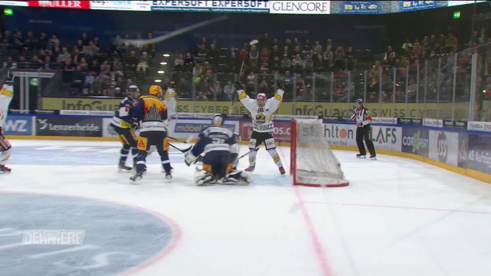 Hockey, National League: Zoug - Ajoie (2-3 ap) [RTS]