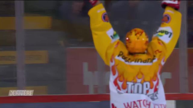Hockey, National League: Berne - Bienne (3-4 ap) [RTS]
