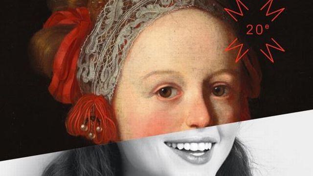 Une partie de l'affiche de la 20e Nuit des musées. [lanuitdesmusees.ch]