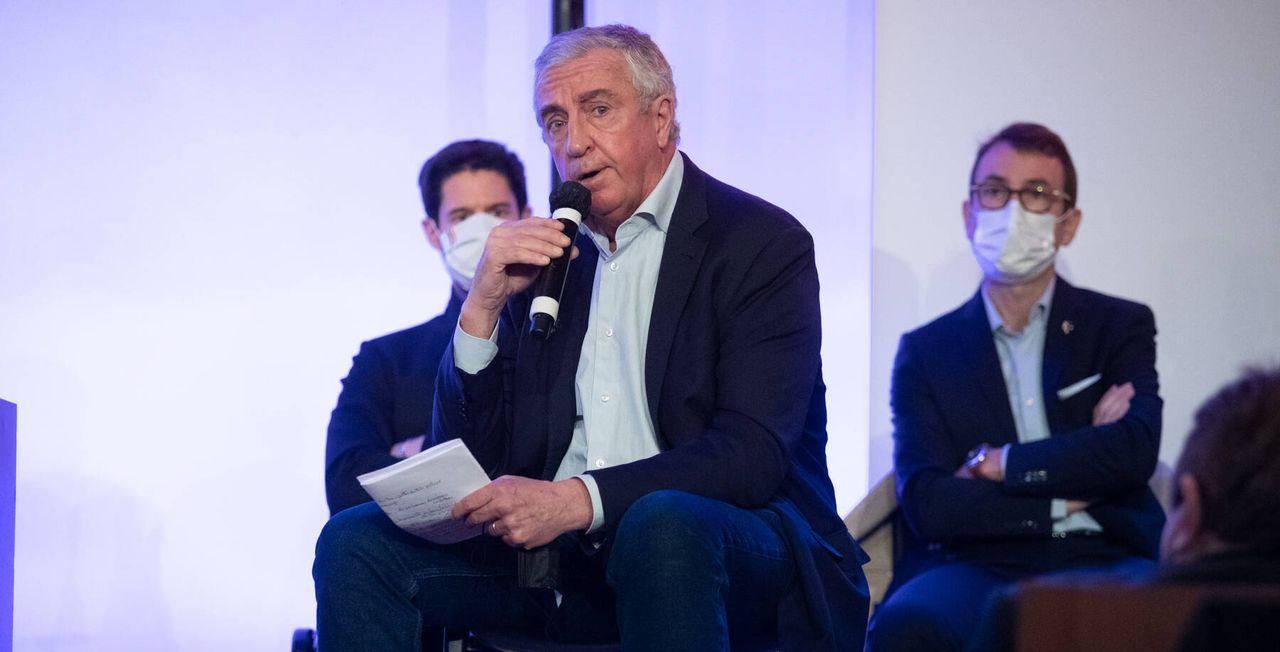 Luc Tardif était président de la fédération française. Il prend désormais les rennes de l'instance internationale. [Kevin Domas - SRI]