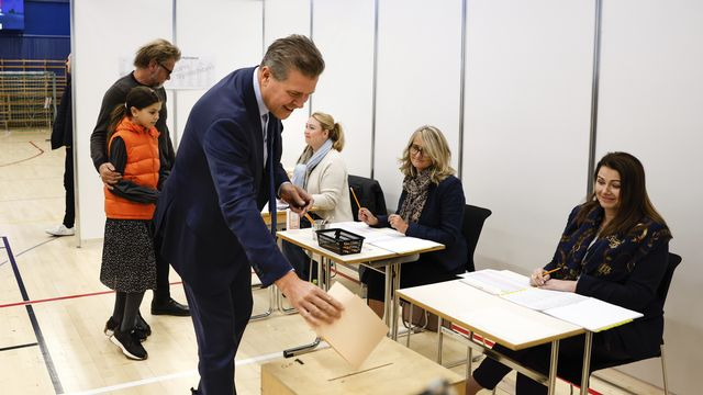 L'Islande a commencé à voter après quatre ans d'une inédite coalition gauche-droite.  [Brynjar Gunnarsson - Keystone]