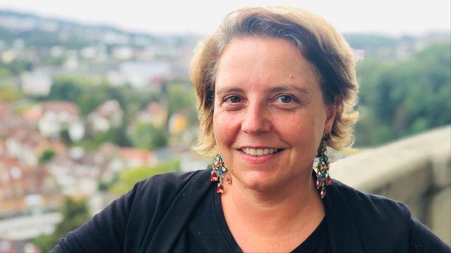 """Sur les pas d'Ada Marra: """"Je suis faite pour lutter"""" [Karine Vasarino - RTS]"""