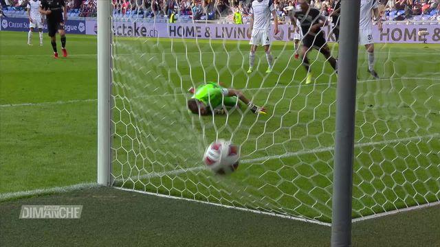Football: Bâle - Zürich (3-1) [RTS]