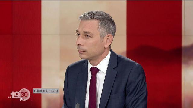 """Pierre-Olivier Volet """"C'est le propre d'une société ouverte, égalitaire de permettre à différentes réalités de cohabiter"""" [RTS]"""