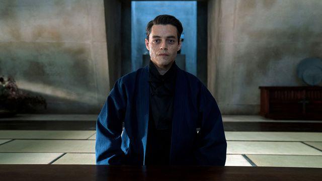 "Rami Malek dans ""Not Time to Die"" de Cary Joji Fukunaga. [Nicole Dove - AFP]"