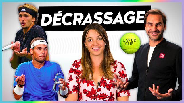 Sans Federer sur le terrain, est-ce que la Laver Cup a un avenir ? DÉCRASSAGE #48