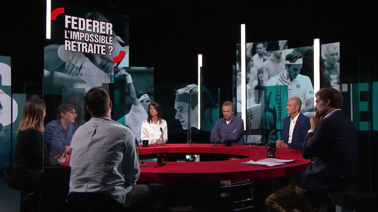 Federer, l'impossible retraite? [RTS]