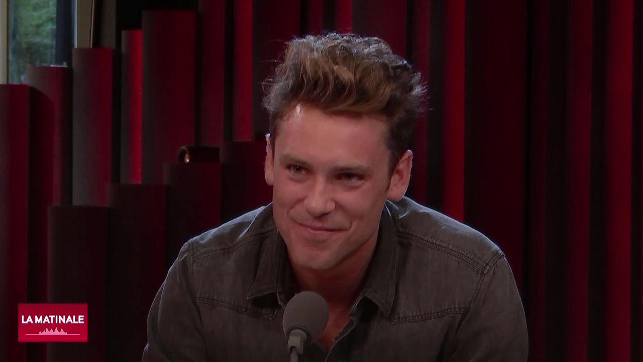 L'invité de La Matinale (vidéo) - Bastian Baker, chanteur suisse [RTS]