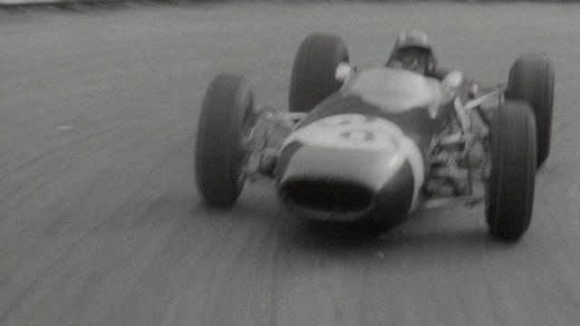 La saison automobile 1965. [RTS]