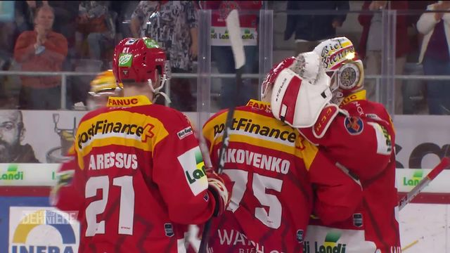 Hockey, National League: Bienne - Zoug (4-2) [RTS]