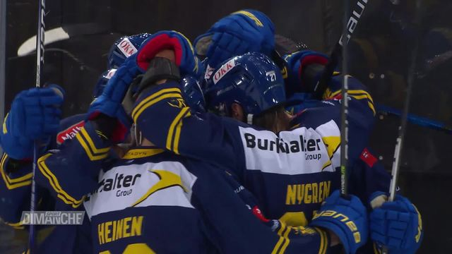 Hockey, National League: Ajoie - Davos (0-6) [RTS]