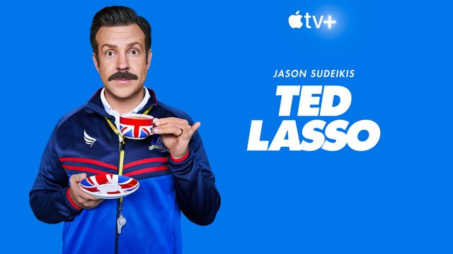 """Visuel de la série """"Ted Lasso"""". [Apple TV]"""