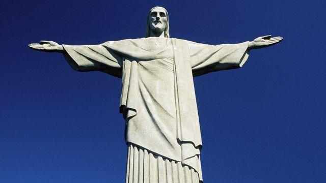 Le Christ rédempteur fête ses 90 ans. [Marco Simoni / Robert Harding Premium - AFP]