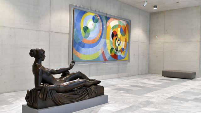 Le Kunsthaus de Zurich est devenu le plus grand musée d'art de Suisse.  [WALTER BIERI - KEYSTONE]