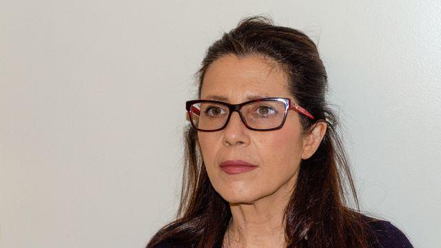 L'écrivaine Simona Brunel-Ferrarelli.
