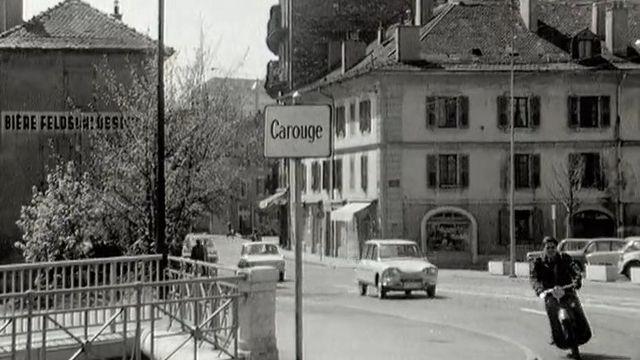 Vivre à Carouge. [RTS]