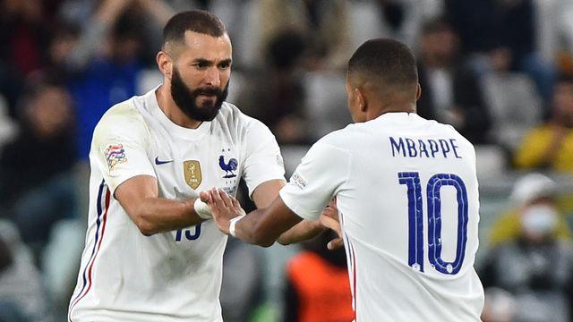 Belgique - France (2-3): le France s'impose au terme d'un match incroyable!